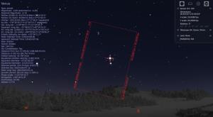 ชวนถ่ายดาวศุกร์ สว่างที่สุด ครั้งสุดท้ายในรอบปี