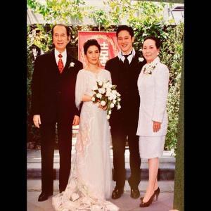 ภาพวันแต่งงานของโจซี่