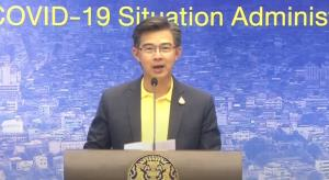 """กลับจากคูเวตติด """"โควิด"""" อีก 5 ราย ห่วงคนไทยกังวลลดลง อาจทำการ์ดตก เผยพรุ่งนี้มีนักธุรกิจจีนเข้าไทย"""