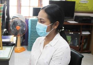 ครูสาวแจงปมดรามาสแกนหัวนักเรียน ยันไม่ได้เป็นคนโพสต์-แจ้งความคนด่าแล้ว