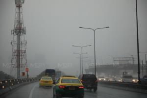 ทั่วไทยฝนตกต่อเนื่อง! ตะวันออก-ใต้ ฝนกระหน่ำ กทม.-ปริมณฑลโดนร้อยละ 40