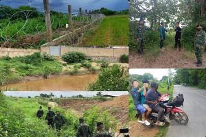 เห็นเต็มตา! กองทัพมดรับแรงงานพม่าข้ามน้ำ-ซ้อน จยย.ลอบเข้าไทยแลกหัวละ 5,000 ไม่สนโควิดระบาด