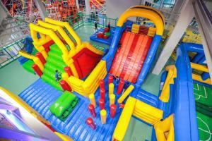 """""""เซ็นทรัลฯ เวสต์เกต"""" เอาใจหนู ๆ เตรียมเปิดสนามเด็กเล่นในร่มใหญ่ที่สุดในโลก 10 ก.ค.นี้"""