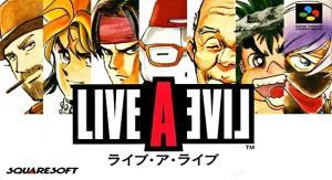 """สแควร์เอนิกส์ผุดเครื่องหมายการค้า """"Live A Live"""" อาร์พีจีเก่ายุค SFC"""
