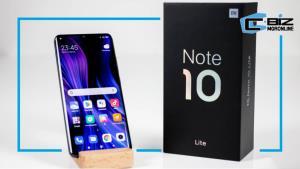 Review : Xiaomi Mi Note 10 Lite เน้นคุ้มค่าในราคาหมื่นต้นๆ