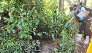 พบชิ้นส่วนมนุษย์ในลำรางท้ายสวนผลไม้เมืองจันท์ เชื่อเป็นร่างกายท่อนล่างเด็กชายวัย 6 ปี เสียชีวิตปริศนา