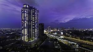 MQDC มุ่งมั่นสร้างโครงการที่เป็นมิตรต่อสิ่งแวดล้อม พัฒนาวิสซ์ดอม สเตชั่น รัชดา – ท่าพระ ผ่านเกณฑ์ TREES อาคารเขียวระดับ Gold