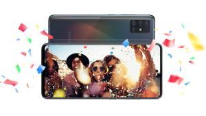 Samsung มั่นใจ Galaxy A51 / A71 5G ช่วยรักษาผู้นำสมาร์ทโฟนระดับหมื่นบาท