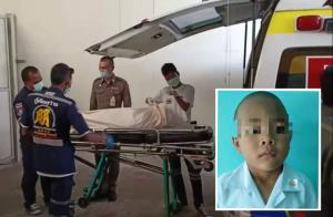 """ญาติรับศพ """"น้องกานต์"""" วัย 6 ขวบ แพทย์นิติเวชยังระบุสาเหตุการตายไม่ได้"""
