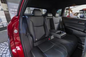 ชิมลาง Toyota Corolla Cross เบาะหลังนั่งสบาย ขับละมุน คุ้มค่าตัว