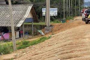 พ่อเมืองพังงาฉะกรมทางหลวงสร้างถนนไม่คำนึงถึงความปลอดภัย ทำชาวบ้านเดือดร้อน