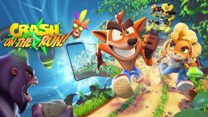 """Crash Bandicoot"" เปิดตัวเกมใหม่จากผู้สร้าง Candy Crush"
