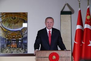 ตุรกีประกาศเปลี่ยน 'ฮาเกีย โซเฟีย' กลับไปเป็น 'มัสยิด' อีกครั้ง