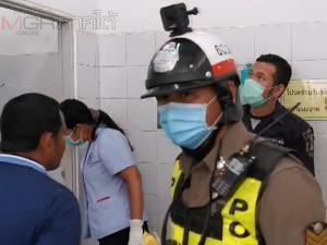 ผงะ! พบศพหญิงเสียชีวิตในห้องน้ำสาธารณะ บขส.ทุ่งสง พบอยู่ระหว่างรอเดินทางไปสตูล