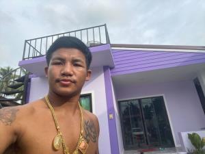 """ส่องดูบ้านเกิด """"รถถัง จิตรเมืองนนท์"""" จุดกำเนิดยอดนักมวยไทย"""