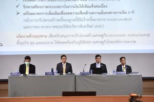 ธปท.ชี้เศรษฐกิจโลกเสี่ยงสุดฉุดจีดีพีไทย