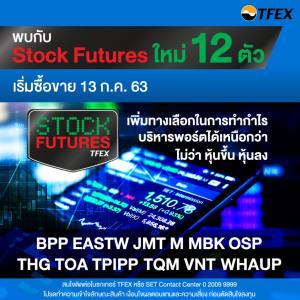 Stock Futures ลดความเสี่ยงพอร์ตหุ้น เพิ่มผลตอบแทนเงินลงทุน