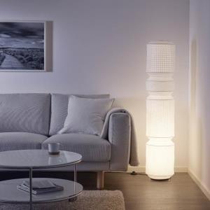 โคมไฟตั้งพื้น รุ่น MAJORNA สีขาว สูง 140 ซม.