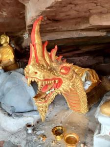 ความเชื่อเรื่องพญานาคที่ถ้ำนาคา (ภาพ : เฟซบุค Chaiporn Siripornpibul)