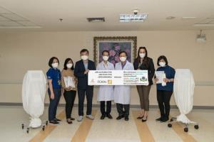 """บรม พิจารณ์จิตร ร่วมจัดมหกรรมสุขภาพ """"Bumrungrad Health Fair 2020 At Central Embassy"""""""