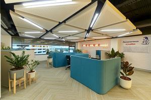 """เชลล์ ประเทศไทย เปิดตัว """"ออฟฟิศแห่งอนาคต"""" ปรับโฉมที่ทำงานใหม่ ชูแนวคิด Good Health & Well-being Workplace รับการเปลี่ยนแปลงหลัง COVID-19"""