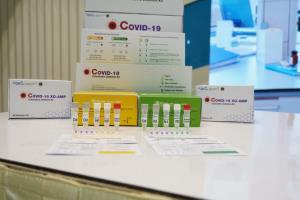 """เตรียมการก่อนวิกฤตโควิด-19 อีกระลอกใช้เทคนิค """"แลมป์เปลี่ยนสี"""" สกัดอาร์เอ็นเอไวรัส"""