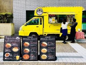 Food Truck เทรนด์ขายอาหารมาแรงของญี่ปุ่น