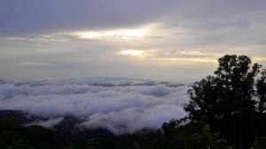 ทะเลหมอกยามเช้า (ภาพ : วัชรพล แซ่เจี่ย หน.อช.ต้นสักใหญ่)