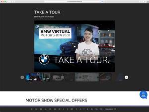 ล้ำสุดๆ สไตล์ BMW! ชวนคนรักรถไปชมมอเตอร์โชว์แบบ New Normal ซื้อรถได้โดยไม่ต้องออกจากบ้าน