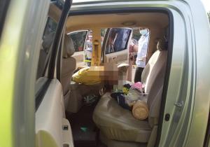 สัสดีอำเภอแกลงเครียดเรื่องงาน ใช้อาวุธปืนยิงตัวเองดับในรถยนต์ส่วนตัว