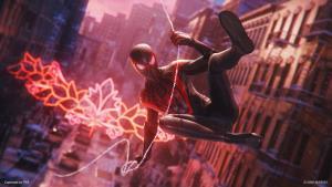 """ทีมสร้างเผย """"Spider-Man: Miles Morales"""" เลือกปรับกราฟิกเองได้บน PS5"""
