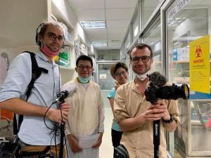 WHO เลือกไทยและนิวซีแลนด์ ถ่ายทำสารคดี เผยความสำเร็จในการควบคุมป้องกันการระบาดโควิด-19