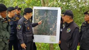 ชุดพยัคฆ์ไพร-กอ.รมน.ยึดสวนยางฯ นายทุนใต้รุกป่าเพชรบูรณ์คืนแผ่นดินกว่า 3,000 ไร่