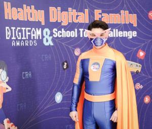 """ราชวิทยาลัยจุฬาภรณ์ เปิดตัวโครงการ """"Healthy Digital Family เสพสื่อ ใช้สติ มีสไตล์ ให้สตรอง"""" ปีที่ 2"""