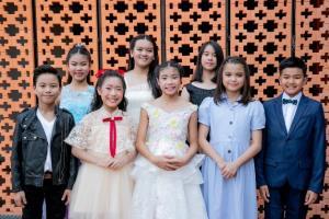 """คอนเสิร์ต """"RBSO Young Talent Sings Broadway"""" โดยวงรอยัลแบงค์คอกซิมโฟนีออร์เคสตร้า ขับร้องโดยเยาวชนผู้ชนะการแข่งขันร้องเพลง และศิลปินสาวไทยจากนิวยอร์ค"""