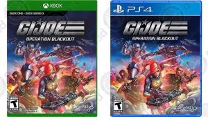 """จริงป่าวว้า! หลุดภาพปกเกม """"G.I. Joe"""" ภาคใหม่ลงคอนโซล"""
