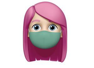Memoji Masks อิโมจิแทนตัวเองหรือ Memoji ใน iOS 14? beta 3 มีรูปแบบใส่หน้ากากด้วย