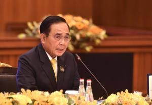 """""""ประยุทธ์"""" ขอทุกฝ่ายรวมไทยสร้างชาติ ใช้การทูตเชิง ศก.ฟื้นฟูธุรกิจ ย้ำต้องมีเสถียรภาพ"""