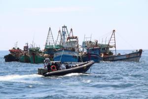 สหรัฐฯ เซ็น MOU หนุนประมงเวียดนามต่อต้านการคุกคามในทะเลจีนใต้