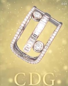 """เผยความหมายแหวนขอแต่งงานของ """"มาวิน - ตู่ ปิยวดี"""" ลึกซึ้งมาก"""
