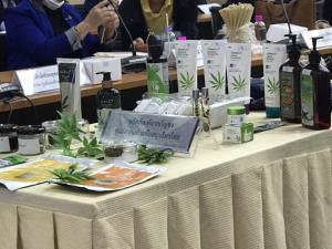 """""""พรรณสิริ"""" ซูฮกงานแปรรูป """"กัญชง"""" เชื่อเป็นพืชเศรษฐกิจใหม่ของไทย เร่งดันพ้นบัญชียาเสพติด"""