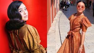 """""""แพรี่พาย-อมตา จิตตะเสนีย์"""" นางงามผ้าไทย ผู้ที่ทำให้วัยรุ่นหันมาใส่อย่างมั่นใจ"""