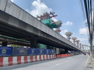 รฟม.กำชับโครงการรถไฟฟ้าที่อยู่ระหว่างก่อสร้าง อำนวยความสะดวกการเดินทางของประชาชนช่วง 25 - 28 ก.ค.
