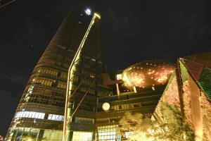 MEA ประดับไฟเฉลิมพระเกียรติพระบาทสมเด็จพระเจ้าอยู่หัว เนื่องในโอกาสวันเฉลิมพระชนมพรรษา 28 กรกฎาคม 2563