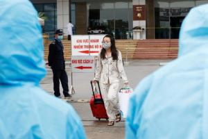 เวียดนามอพยพคน 80,000 ออกจากเมืองดานังหลังไวรัสระบาด