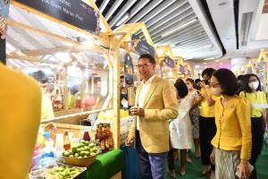 """""""พาณิชย์"""" ชวนผู้บริโภคซื้อสินค้า GI กว่า 60 ร้านในงาน GI Market 2020"""