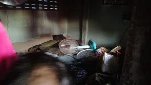 เคราะห์ซ้ำกรรมซัด หนุ่มศรีราชาบวชหน้าไฟให้แม่ยังไม่ทันออกจากวัด บ้านไฟไหม้อีก