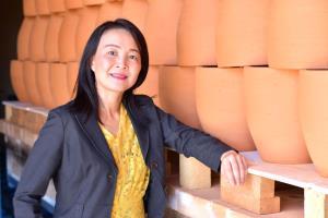 ดร.นันทิยา วิริยบัณฑร ผู้อำนวยการโปรแกรม ITAP สวทช.