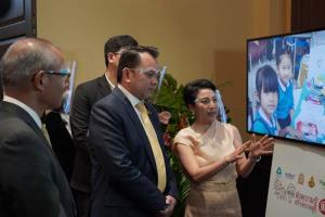 อมรินทร์กรุ๊ป จับมือ ไทยเบฟเวอเรจ จุดพลังรักการอ่านให้เด็กไทย
