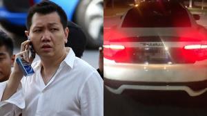 """ซ้ำรอยเศรษฐีตีนผี """"บอส เรดบูล เวอร์ชันสิงคโปร์"""" ซิ่งมาเซราติชนตำรวจ โดนโทษแบนตลอดชีวิต"""